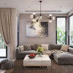 Thiết kế nội thất biệt thự nghỉ dưỡng Lucasta