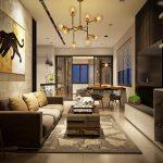 Thiết kế nội thất căn hộ chung cư Lexington