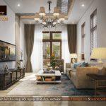Thiết kế nội thất nhà phố Mr.Tuan – Bình Dương