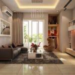 Thiết kế nội thất căn hộ Thế kỷ 21
