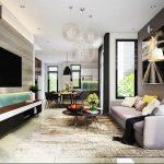 Thiết kế nội thất biệt thự Lucasta – Quận 9